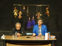 the first press conference of Jigi Jigi international festival